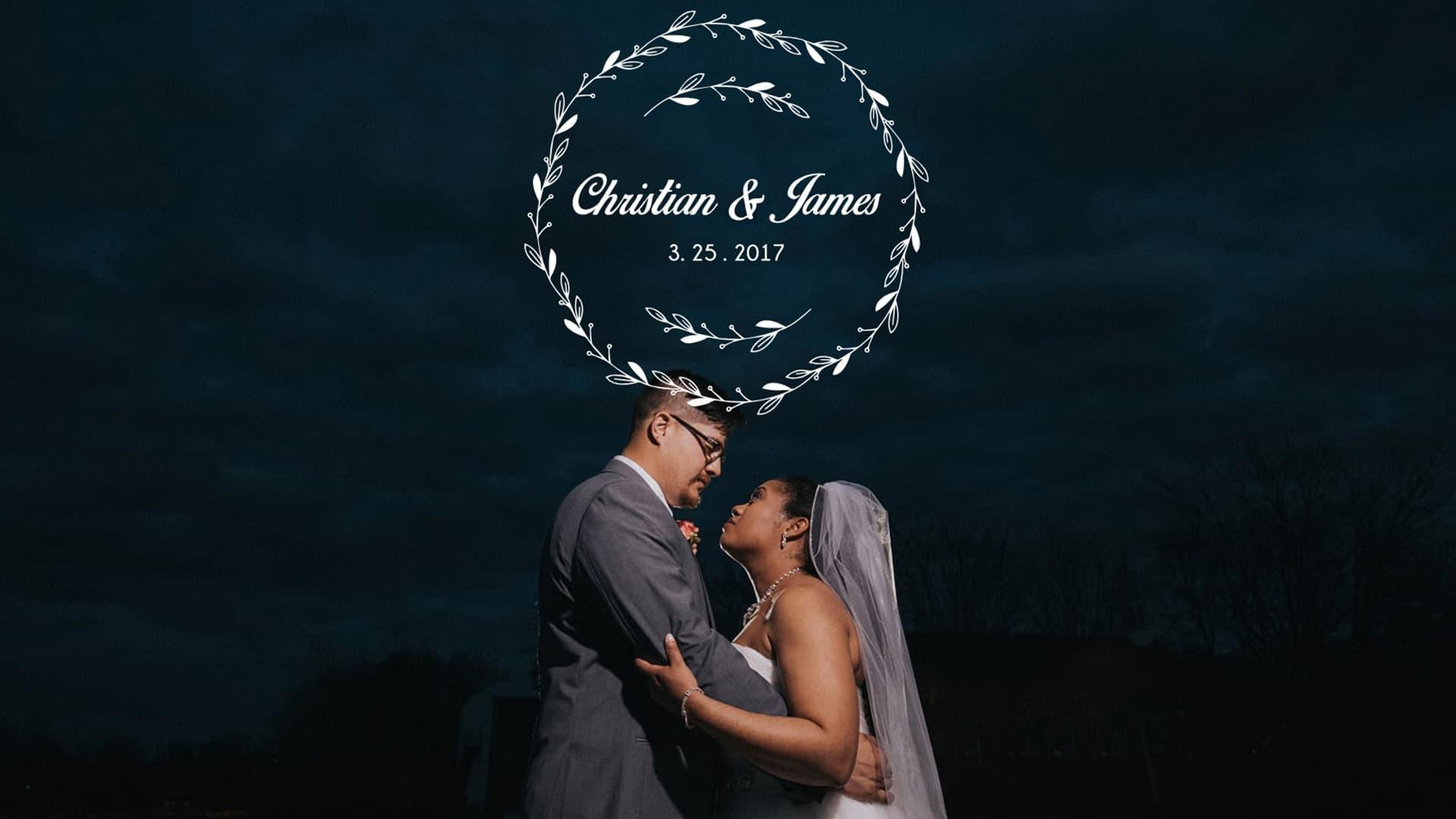 James & Christian