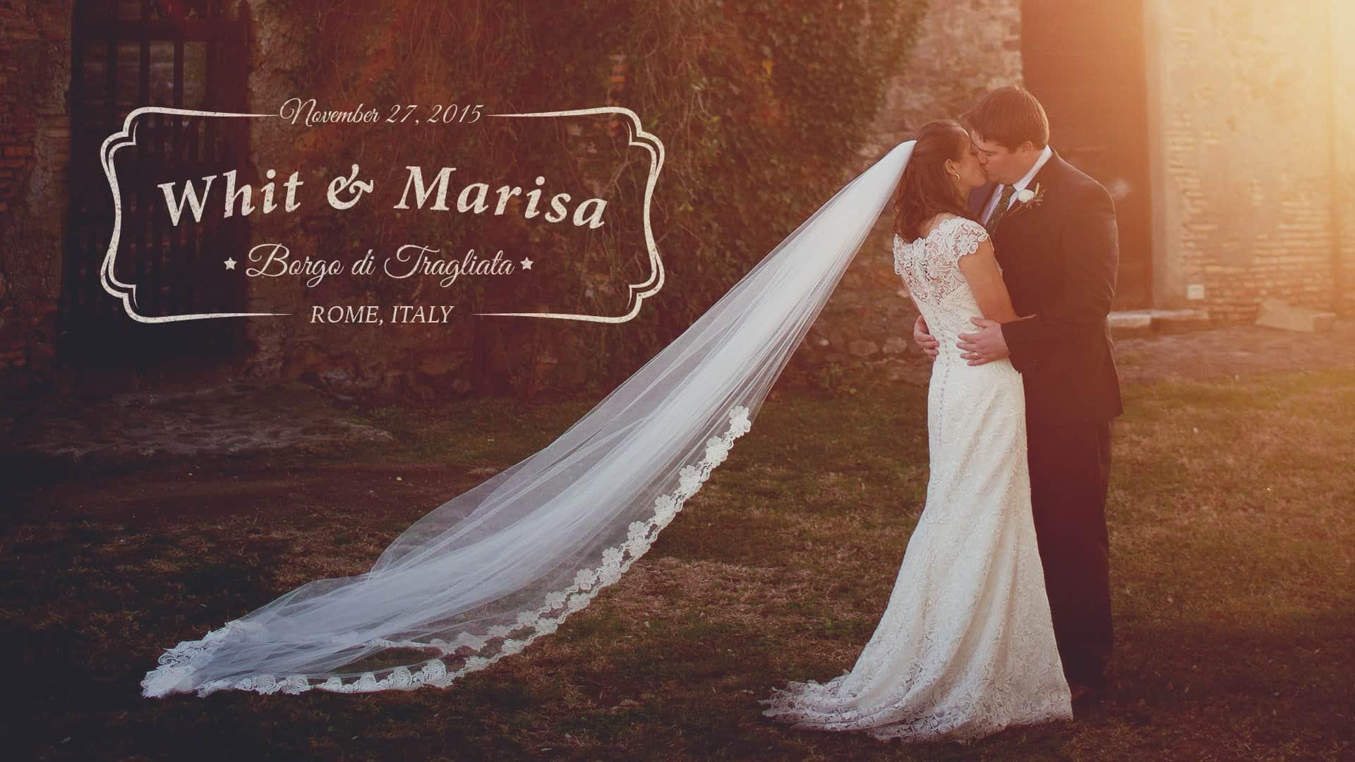 Whit & Marisa